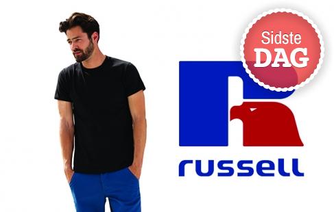 Basis t-shirts til herrerne