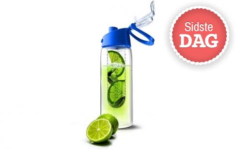 Smart vandflaske
