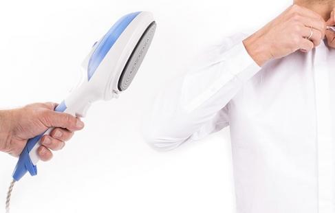 Steamer til tøj og tekstil