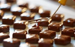 Fyldte chokoladelækkerier