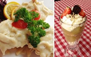 Tarteletter & æblekage