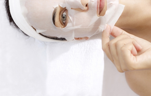 Skøn ansigtsbehandling