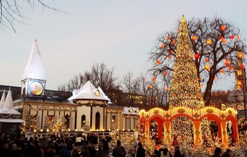 Jul i Tivoli ♥