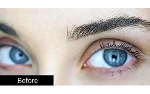 Magnetiske øjenvipper