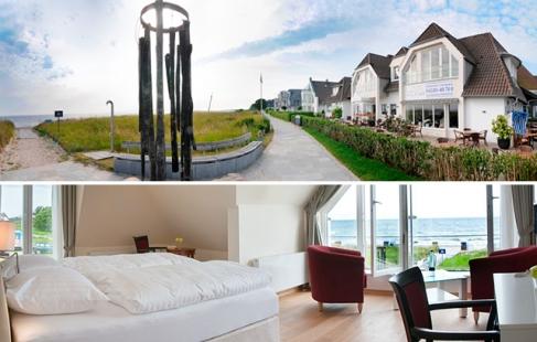 Strandhotel ved Østersøen