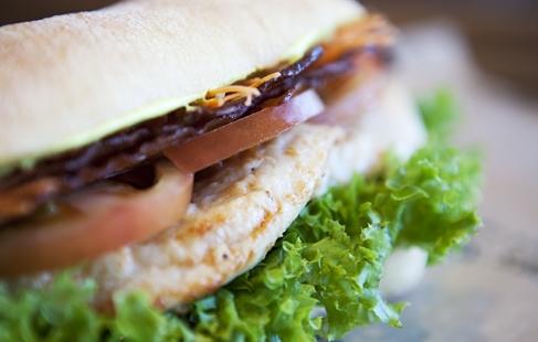 Smagfuld sandwich-menu