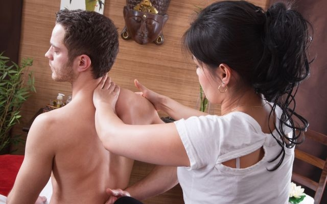 thai massage varde bagekursus jylland