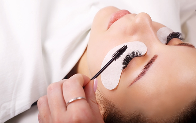 eyelash extensions sønderborg