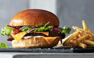 Rendyrket burgerglæde