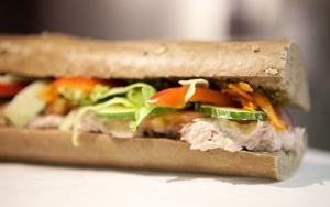 STOR sandwich i Odense