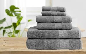Bløde håndklæder