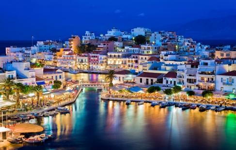 Gennemført græsk ø-liv ♥