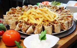 Arabisk mad til 2-for-1