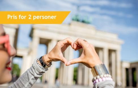 Berlin for 2 ♥