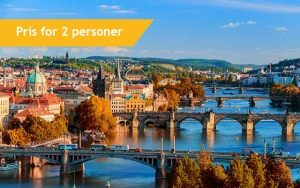 Oplev pragtfulde Prag