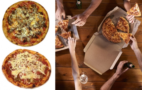 Pizza, pizza, pizza ♥