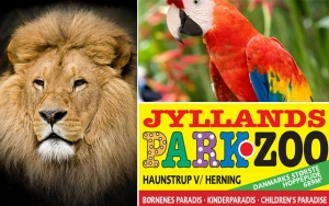 Sæsonkort: Jyllands Park Zoo