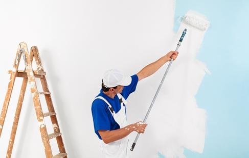 Professionelt malerarbejde