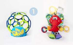 Sjovt og stimulerende legetøj