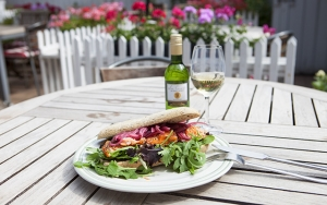 Klassisk frokost i Odense