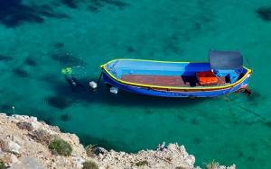 Mageløse Malta i Middelhavet