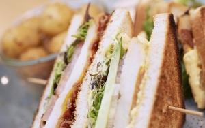 Sandwichkræs i ❤ af Aalborg