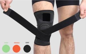 Få aflastet knæet