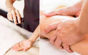 Massage eller voksbehandling