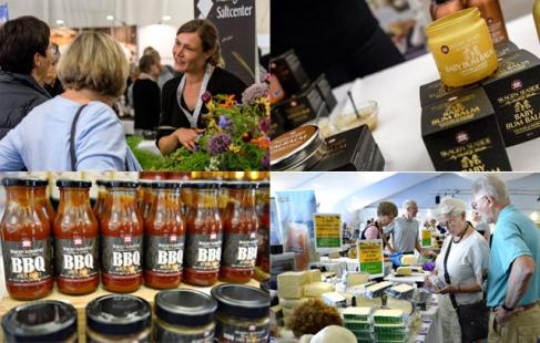 Skagen Food & Design market