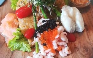 ✭ Stjernespækket frokost ✭