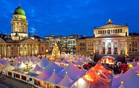 Oplev Berlin op til jul