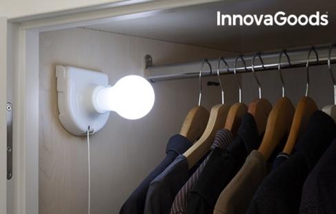 Smart og transportabelt lys