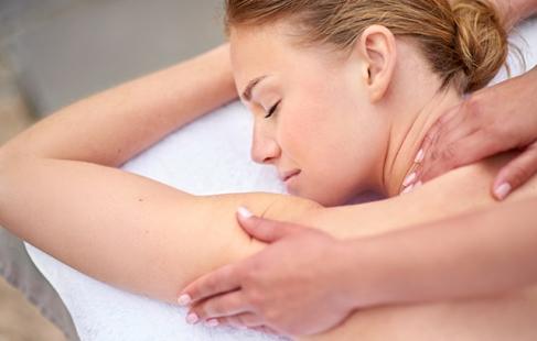Skøn wellnessmassage