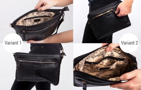 Tasker i lækkert skind