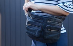Stilfuld taske