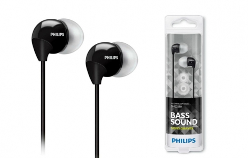 In-ear høretelefoner