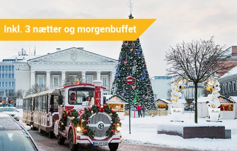 Juledage i Vilnius