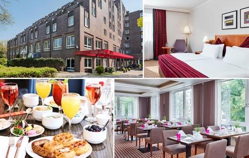 4-stjernet komfort i Hamborg