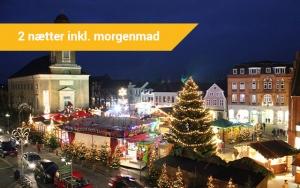 Julemarkedstur til Husum