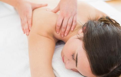 Velgørende massage