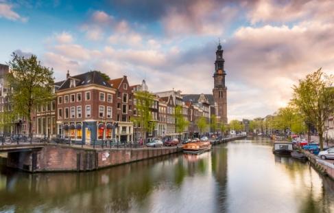 Sviptur til Amsterdam