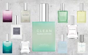 Skønne parfumer fra CLEAN