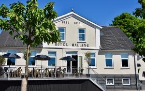 Gourmetophold på Malling Kro