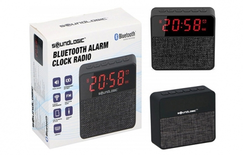 Smart clockradio