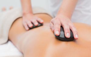 Varmende massage