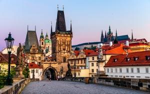 Gode dage i smukke Prag