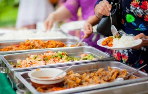 Asiatisk buffet i Aarhus