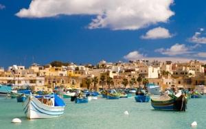 Skøn solskinsferie på Malta