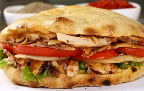 Sprød og smagfuld sandwich