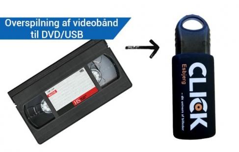 Nyt liv til videobåndene